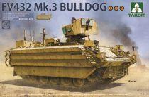 Takom British APC FV432 Mk 3 Bulldog  makett