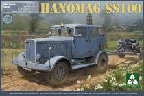 Takom German Tractor Hanomag SS100 makett