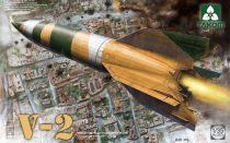 Takom German V-2 Rocket makett