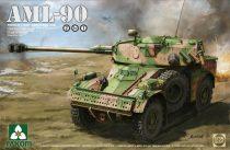 Takom French Light Armoured Car AML-90 makett