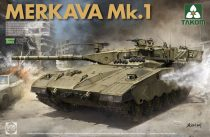 Takom Israeli Main Battle Tank Merkava Mk.1 makett