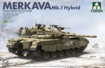 Takom Israeli Main Battle Tank Merkava Mk.1 Hybrid makett