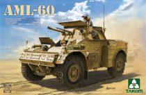 Takom French Light Armoured Car AML-6 makett