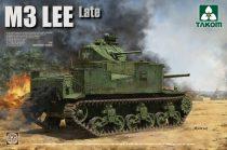 Takom M3 Lee (Late) makett