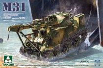 Takom US Tank M31 Recovery Vehicle makett