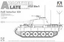 Takom SdKfz 171 Panther Ausf. A Late w/int. makett