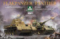 Takom Flakpanzer Panther 2 in 1 makett