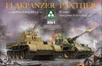 Takom Flakpanzer Panther 2 in 1 makett
