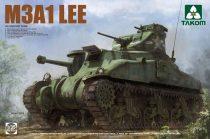 Takom M3A1 Lee U.S. Medium Tank makett