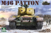 Takom M46 Patton makett