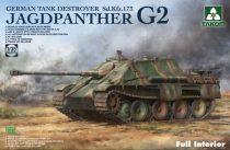 Takom Jagdpanther Ausf.G2 Sd.Kfz.173 - full Interior makett