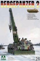 Takom Bundeswehr Bergepanzer 2 Standard makett