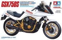 Tamiya Suzuki GSX750S New Katana makett