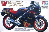 Tamiya Suzuki RG250 Walter Wolf Racing makett