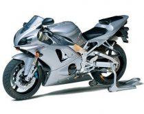Tamiya Yamaha YZF-R1 Taira Racing makett