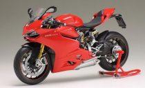 Tamiya Ducati 1199 Panigale S makett