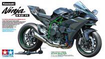 Tamiya Kawasaki Ninja H2R makett