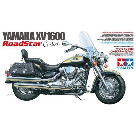 Tamiya Yamaha XV1600 Roadstar Custom makett