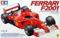 Tamiya Ferrari F2001 makett