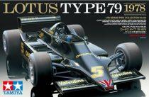 Tamiya Lotus Type 79 1978 makett