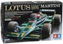 Tamiya Lotus Type 79 1979 Martini makett