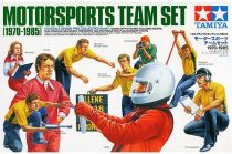 Tamiya Motosport Team 1970-1985 makett