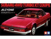 Tamiya Subaru 4wd Turbo XT Coupe makett