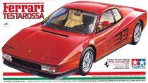Tamiya Ferrari Testarossa makett
