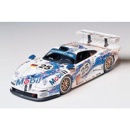 Tamiya Porsche 911 GT1 makett