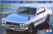 Tamiya Nissan Skyline 2000 GT-R makett