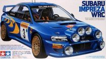 Tamiya Subaru Impreza WRC 98 - Monte Carlo makett