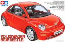Tamiya Volkswagen New Beetle makett