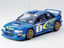 Tamiya Subaru Impreza WRC 1999 makett