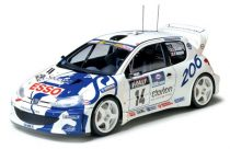 Tamiya Peugeot 206 WRC makett