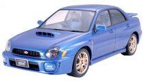 Tamiya Subaru Impreza WRX STI makett