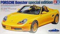 Tamiya Porsche Boxster Special Edition makett