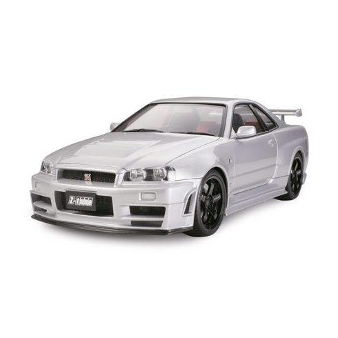 Tamiya NISMO R34 GT-R Z-tune makett