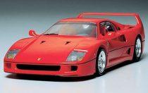Tamiya Ferrari F40 makett