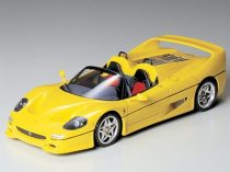 Tamiya Ferrari F50 Yellow Version makett