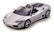 Tamiya Ferrari 360 Spider makett