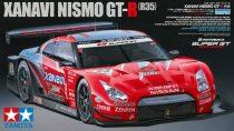 Tamiya XANAVI NISMO GT-R (R35) makett