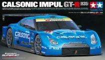 Tamiya CALSONIC IMPUL GT-R (R35) makett