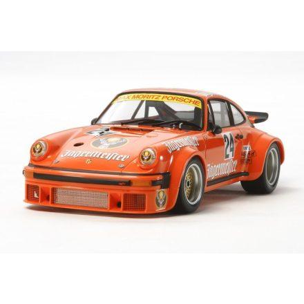 Tamiya Porsche Turbo 934 Jägermeister makett