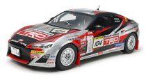 Tamiya Gazoo Racing TRD 86 makett