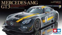 Tamiya Mercedes AMG GT3 makett