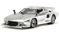 Tamiya Lancia Stratos Turbo Kit Silver Color Plated makett