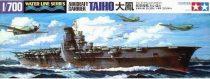 Tamiya Japanese Aircraft Carrier Taiho makett