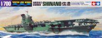 Tamiya IJN JAPANESE AIRCRAFT CARRIER SHINANO makett