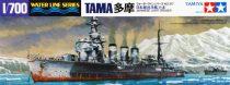 Tamiya IJN JAPANESE LIGHT CRUISER TAMA makett
