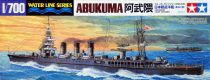 Tamiya IJN JAPANESE LIGHT CRUISER ABUKUMA makett